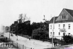 Вулиця Салінарна:  Старий Калуш