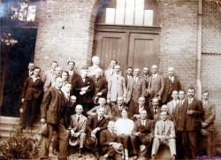 Викладачі Калуської ґімназії:  Старий Калуш