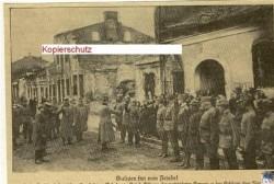 Під час І св. війни:  Старий Калуш